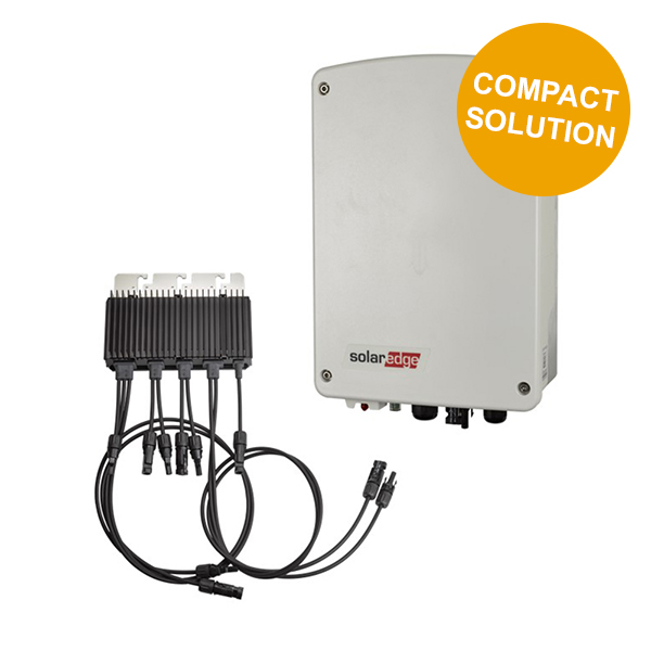 SolarEdge Compact Solution